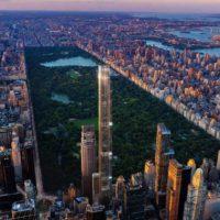 Самое высокое жилое здание в мире достигло своей проектной отметки