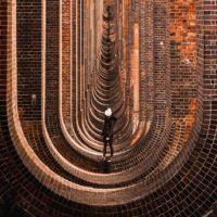 Самый элегантный виадук Великобритании — Ouse Valley Viaduct
