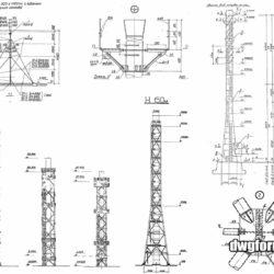 Типовые проекты металлических дымовых труб
