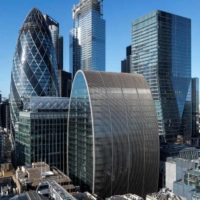 В Лондоне официально открыто здание 70 St Mary Axe