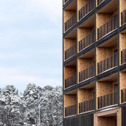 В России вводятся нормативы на проектирование общественных и многоквартирных жилых зданий с применением деревянных конструкций. (Апрель 2020)
