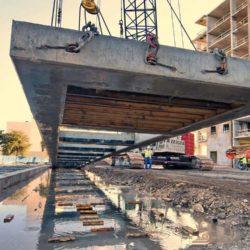 Возведение 9-этажного здания по технологии TILT-UP