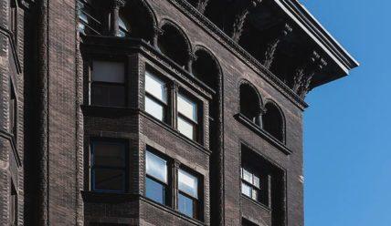 Monadnock Building — особенное здание в Чикаго