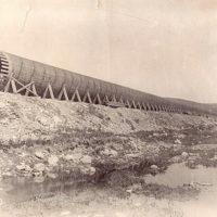 История самого длинного в мире деревянного трубопровода диаметром 3,25м