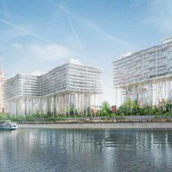 Фантастический проект на территории пивоваренного завода в Москве может быть реализован