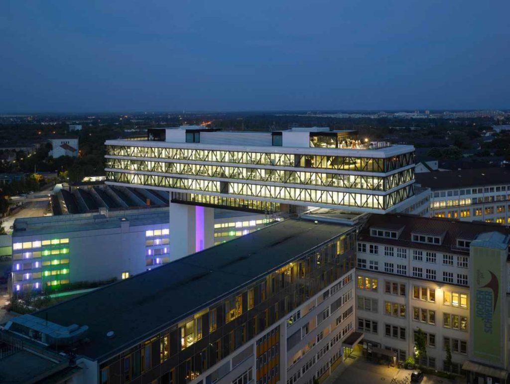 Медиамост в Мюнхене