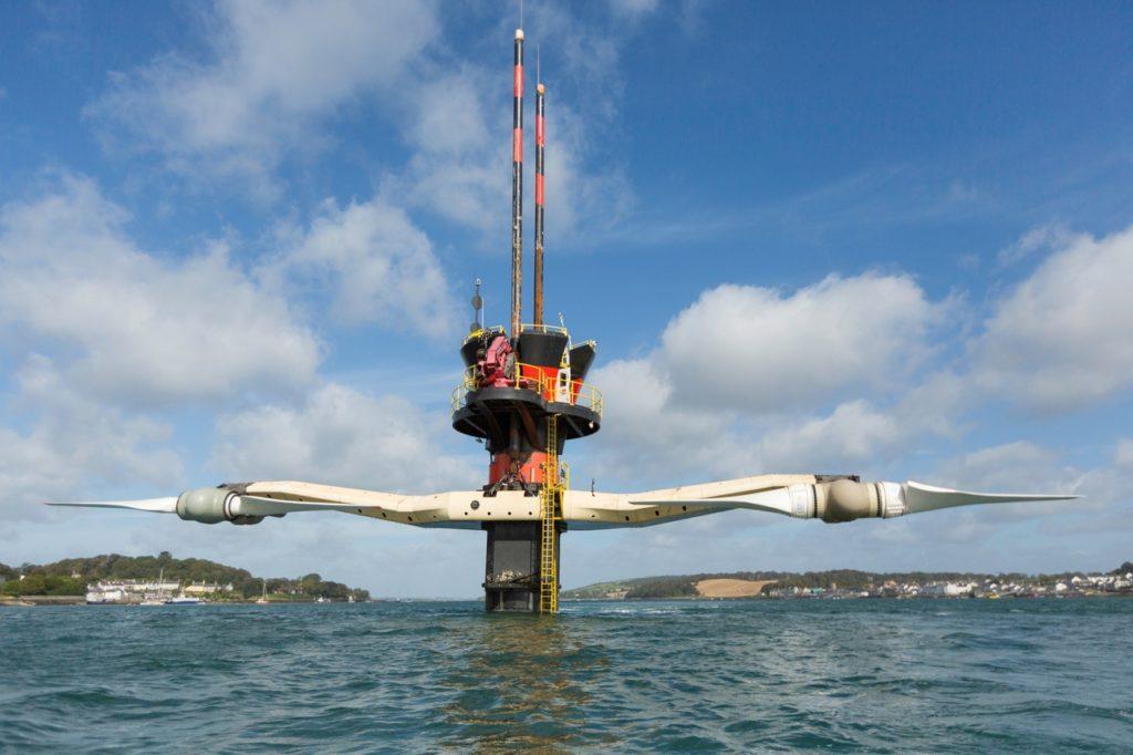 Подводные ветряки SeaGen