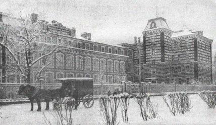 Реконструкция фабрики «Большевик» в Москве