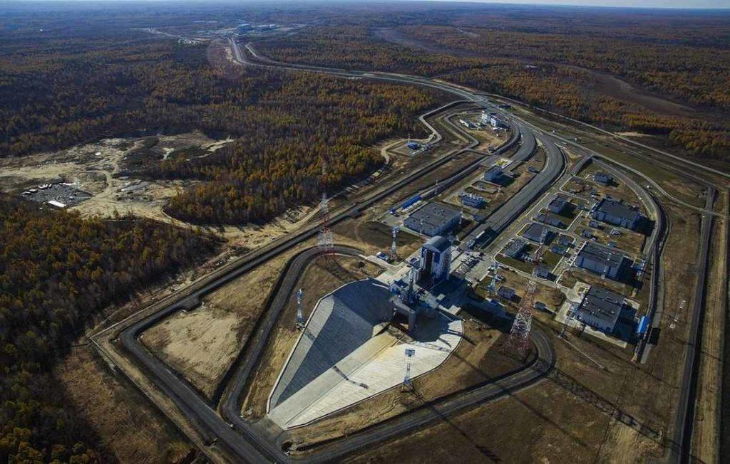Сколько украли на строительстве космодрома Восточный