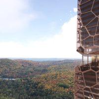 В Канадских лесах планируют построить самодостаточный небоскреб