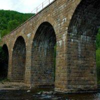 Инженерные сооружения Старой Кругобайкальской железной дороги