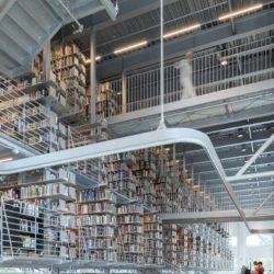 Стальная библиотека Корнелльского университета