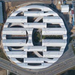 Восточное кольцо инновационного центра Сколково