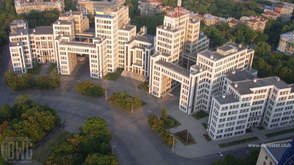 Здание Госпрома в Харькове