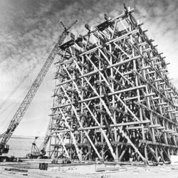 Atlas-1 — одна из самых масштабных деревянных конструкций в мире