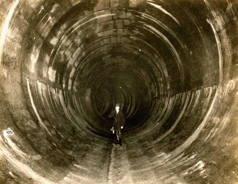 Из истории водоснабжения Нью-Йорка