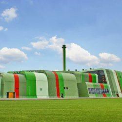 Мусоросжигательный завод Eco-Incinerator