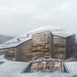 ODA Designs разрабатывает проект реновации промзоны для Москвы