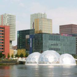 Плавучие города в Нидерландах