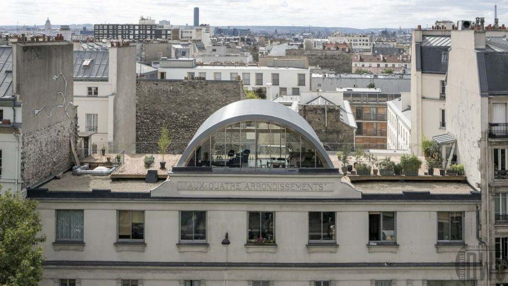 Проект в Париже - пять дней работы и пять лет согласований
