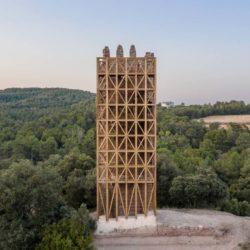 Реставрация башни Меролы