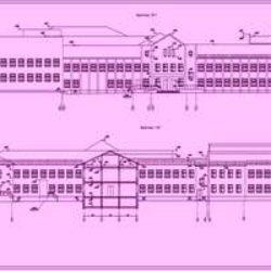 Типовой проект школы на 800 мест
