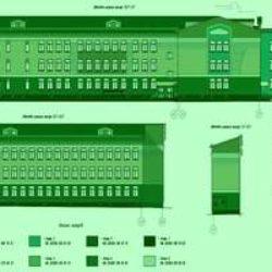 Типовой проект школы на 1000 мест