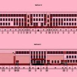 Типовой проект школы на 1100 мест