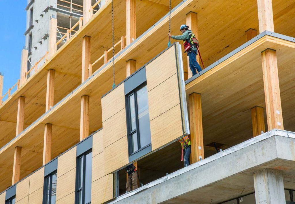 Семь основных тенденций деревянного строительства в 2020 году