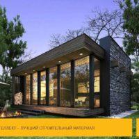Технические решения для малоэтажного строительства с применением материалов Ytong