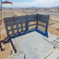 Tilt Up технология строительства
