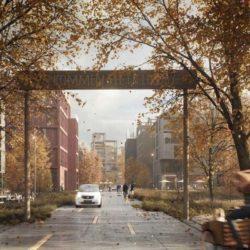 В пригороде Копенгагена планируется построить район с полностью деревянной застройкой