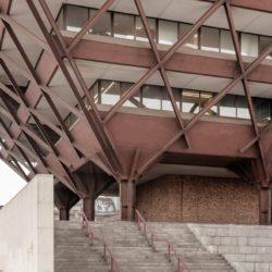 Здание словацкого радио в Братиславе