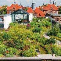 Проектирование и устройство зеленых крыш. Подборка технической документации