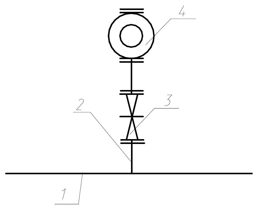 6. Схема подключения вантуза