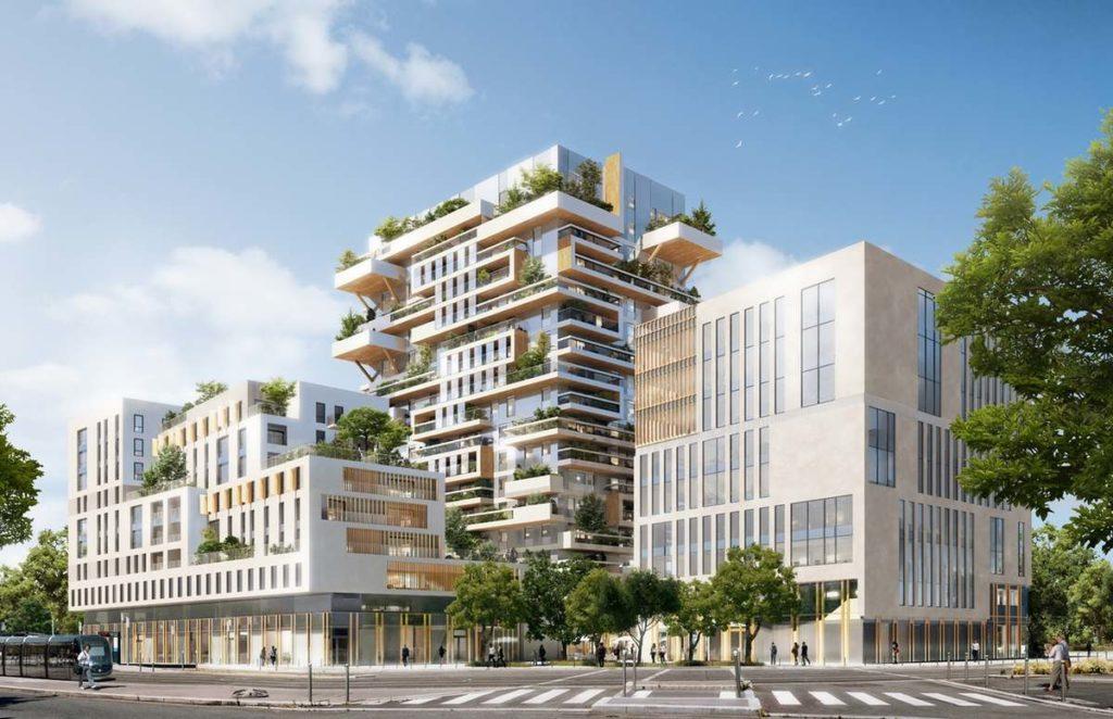 Гиперион Франция наращивает экологическое строительство
