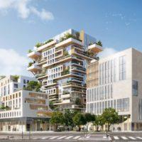 Франция наращивает экологическое строительство