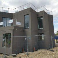 Малоэтажное строительство из сборного железобетона набирает популярность в Великобритании
