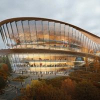 Новый театр оперы и балета в Перми