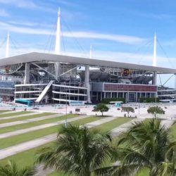 Стадион Hard Rock в Майами