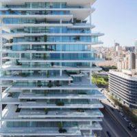 «Терраса» —  необычный небоскреб в Бейруте