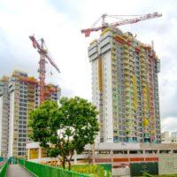 В Сингапуре — самые высокие здание в мире из сборного железобетона
