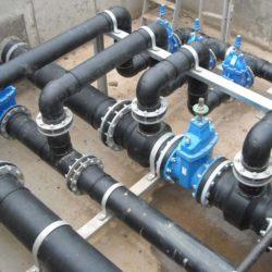 Водопроводные сети. Устройство водопроводной сети