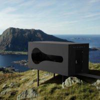 «Птичники» в фьордах Норвегии