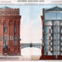 Крестовские водонапорные башни — несохранившийся шедевр архитектуры Москвы