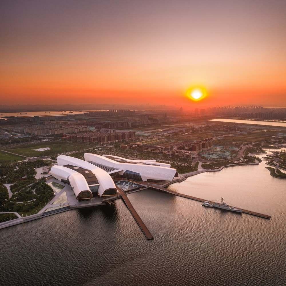 Национальный морской музей в Китае