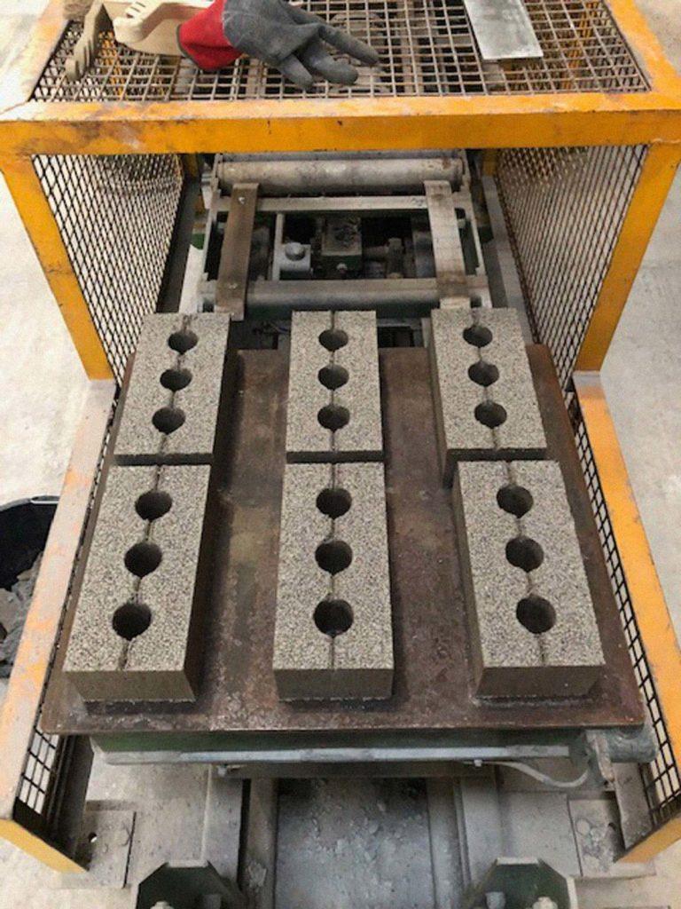 В Шотландии налажено производство кирпича из строительных отходов K-Briq