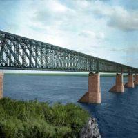 История строительства Сызранского моста