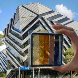 Оконные стекла, вырабатывающие электричество