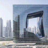 «Опус» Zaha Hadid Architects для Дубая